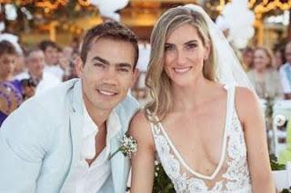 Villegas Couple On Their Wedding