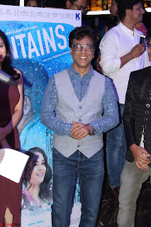 Gracy Singh and Bappi Lahiri   Blue Mountain Music Launch IMG 0608.JPG