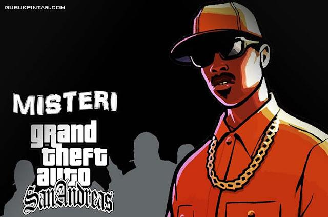 Misteri GTA San Andreas