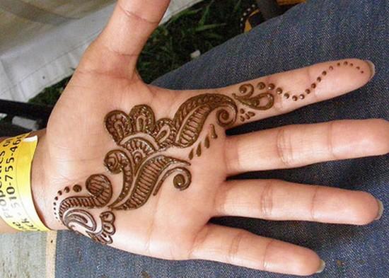 Mehndi Design For Hands Simple Indian Mehndi Designs For Beginners