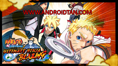 Ultimate Ninja Blazing Mod Apk v2.14.1 Mod Health Damage Terbaru
