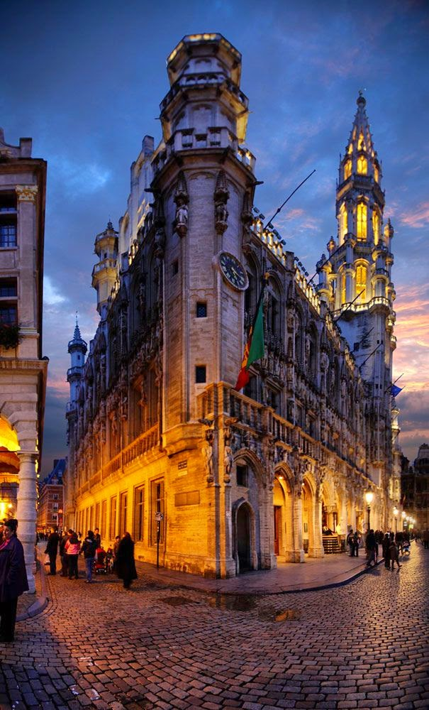 10 Best Places to Holiday in Belgium (100+ Photos) | Brussels Town Hall