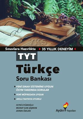 Aydın TYT Türkçe Soru Bankası PDF