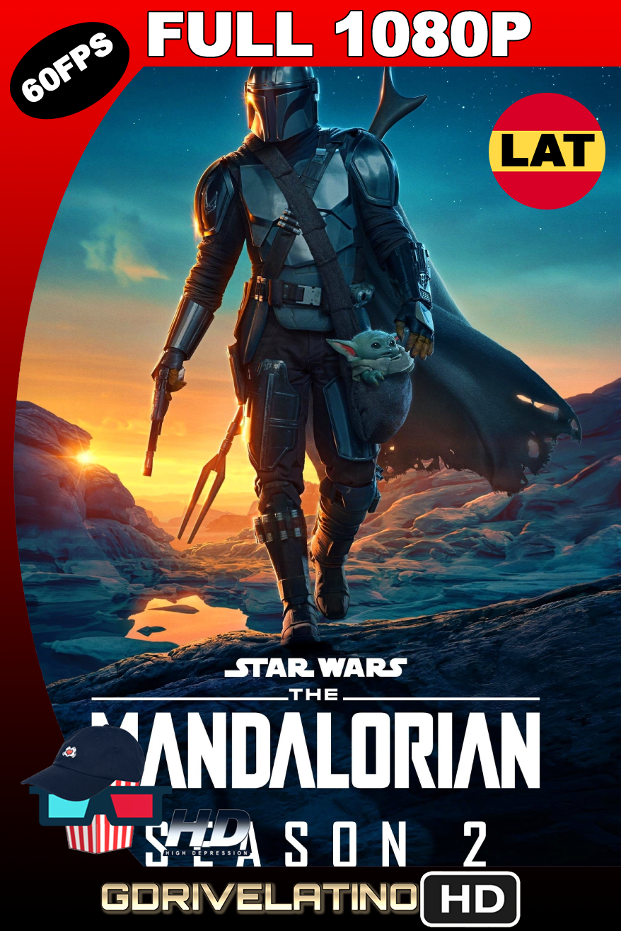 The Mandalorian (2020) DSNY+ Temporada 2 [05/08] WEB-DL FULL 1080p (60 FPS) Latino-Ingles MKV