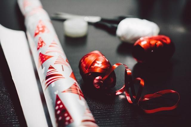 ❄ 8 Jak zapakować prezenty? | Blogmas ❄