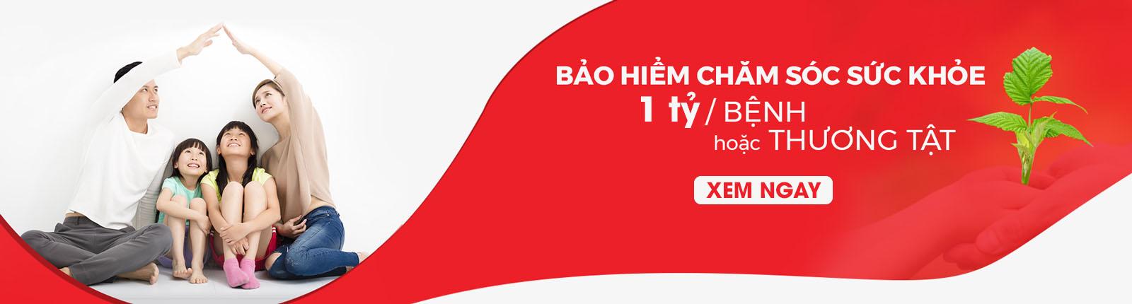 Bảo hiểm An Tâm Hưng Thịnh Toàn Diện của Dai-ichi Việt Nam