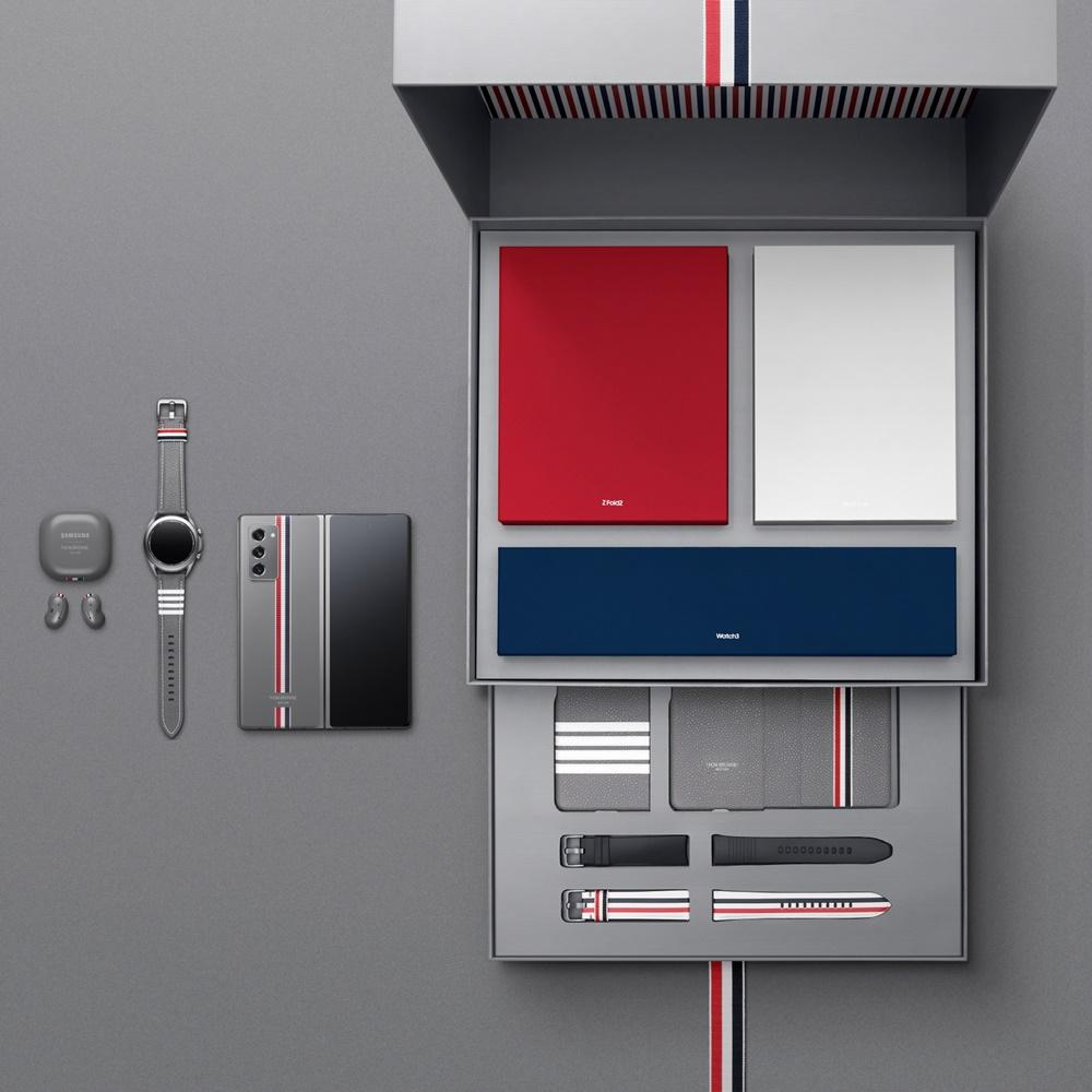 '갤럭시 Z 폴드2 톰브라운 에디션' 온라인 추첨 한정 판매 진행