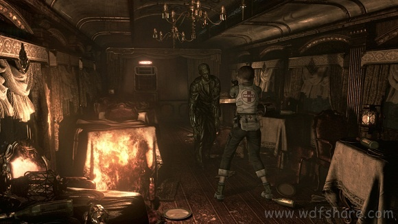 Resident Evil 0 HD Remaster Full Crack