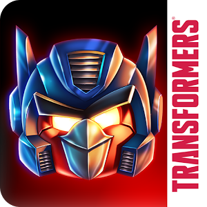 Angry Birds Transformers v1.34.3 Mod Apk (Unlimited Coins+Unlocked)