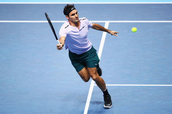 """Roger Federer """" It's been an amazing Year """""""