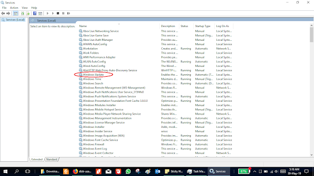 Disk 100 Persen Windows 10