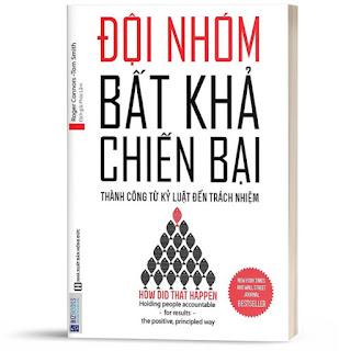 Sách - Đội Nhóm Bất Khả Chiến Bại - Thành Công Từ Kỷ Luật Đến Trách Nhiệm - BizBooks ebook PDF-EPUB-AWZ3-PRC-MOBI