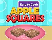 لعبة التفاح بالسكر