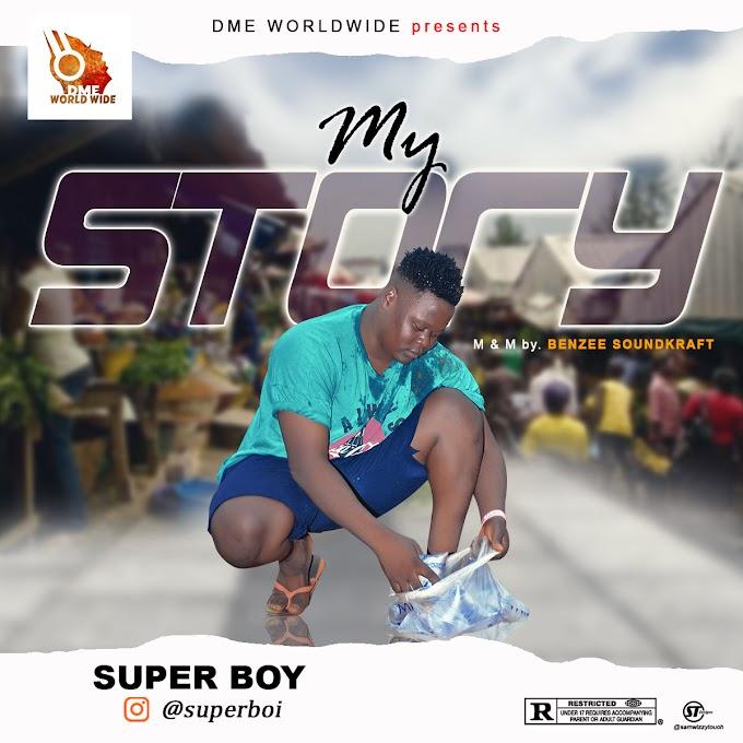 Super-boy - my story