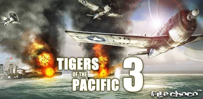 یاری بۆ ئهندرۆید Tigers of the Pacific 3 Apk Mod