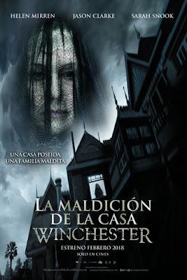 La Maldición de la Casa Winchester en Español Latino