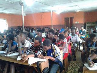 Hallmark lectures Benin City