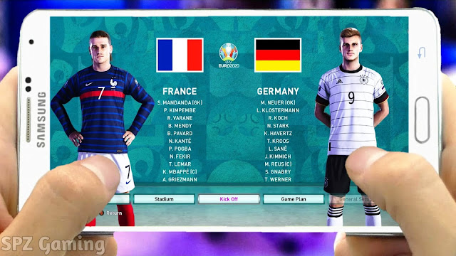 Download PES 2020 Android Offline 700MB EURO 2020 Best Graphics