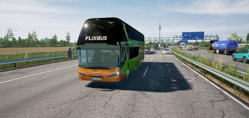 fernbus simulator download pc free