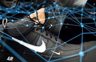 Nike patenta una zapatillas con tecnología Blockchain-TuParadaDigital