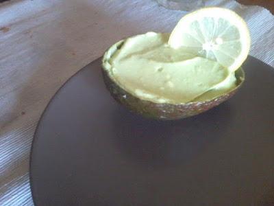 maionese vegan avocado senza olio