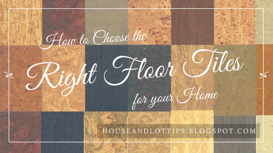 How To Choose The Right Floor Tiles For Your Home All About House