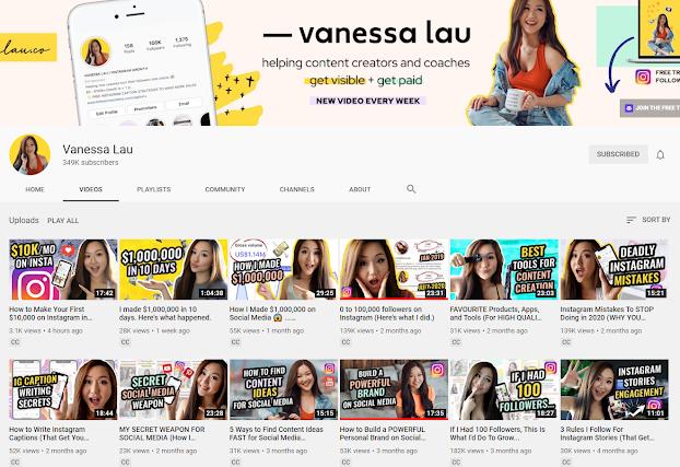 Vanessa Lau - Instagram Algorithm guru