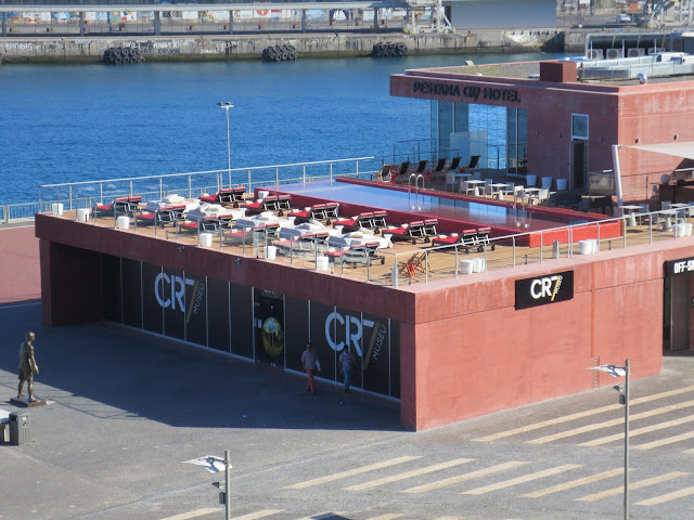 CR7 museum and hotel