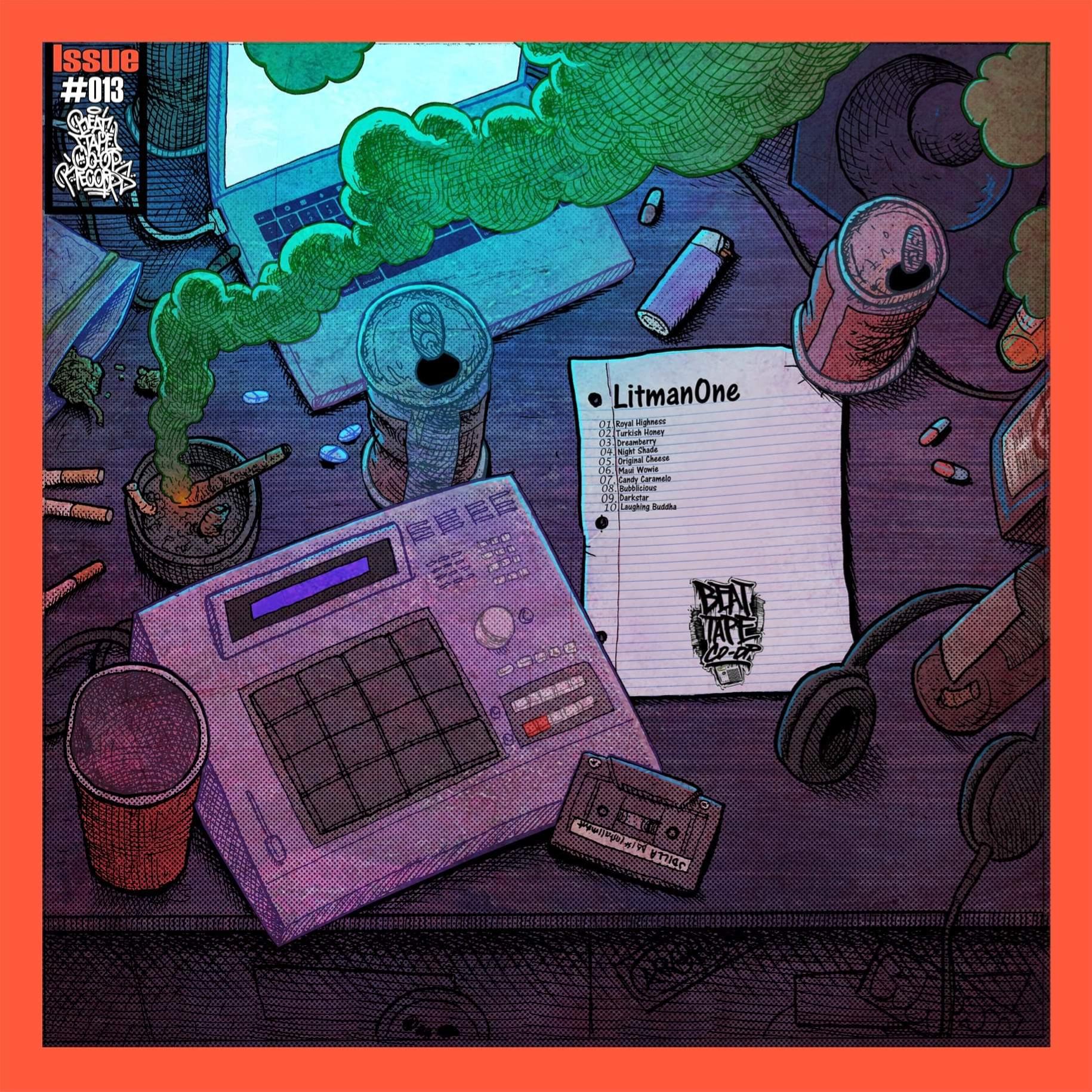 The Foundation Producer Series 013   LitmanOne Beattape im Full Stream