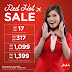 Air Asia Red Hot Sale Promo
