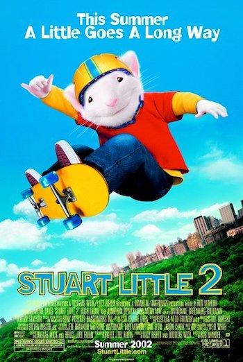 Stuart Little 2 2002 480p 250MB