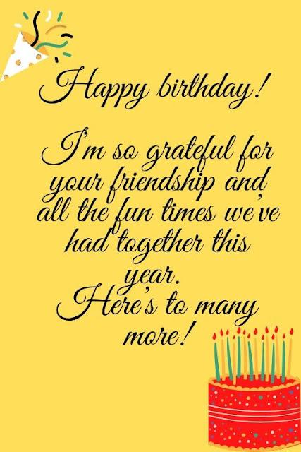happy birthday wishe to best friend