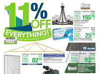 Menards Weekly Sale Ad October 20 - 26, 2019 and 10/27/19