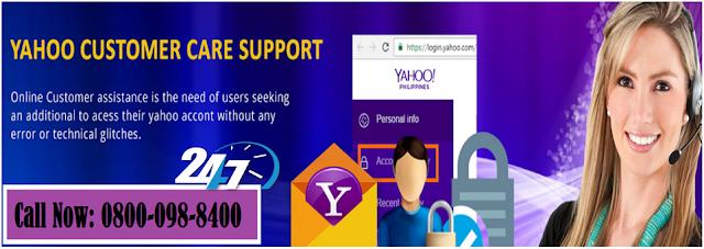 yahoo customer service number uk