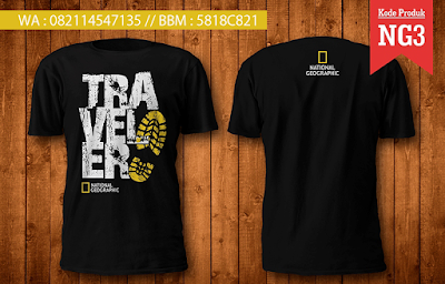 kaos backpacker