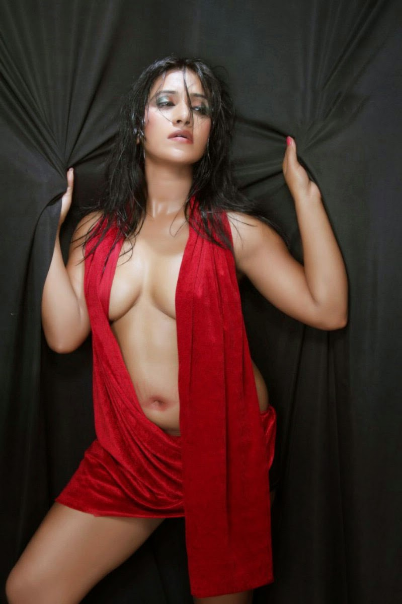 Indian Nude Photoshoot Video