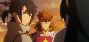 Gundam Build Divers Re:Rise – Episódio 9