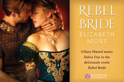 Rebel Bride by Elizabeth Moss - Historical Road Trip Tour and Giveaway