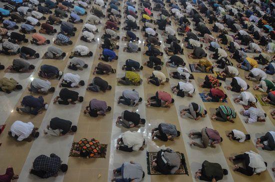 وزارة الأوقاف, الشؤون الدينية, صلاة الجمعة,