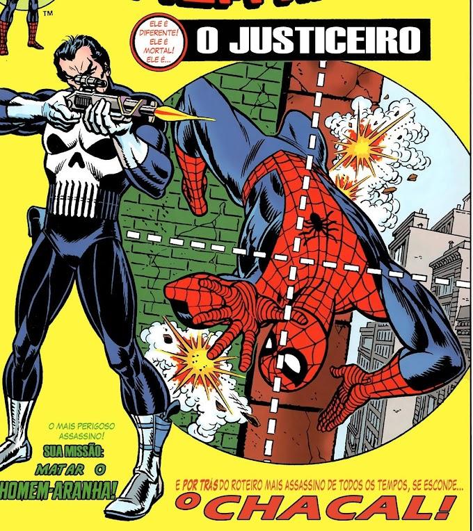 Espantoso Homem-Aranha Vol.1 #101 à 200 (1963)
