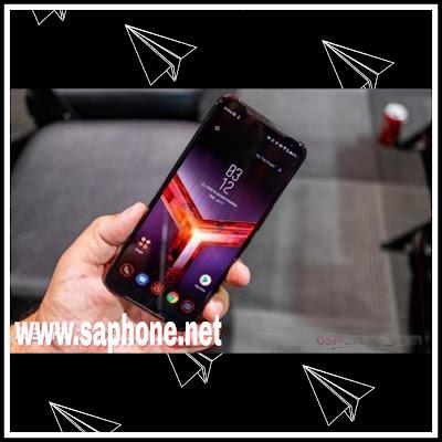ROG PHONE 2  de Asus annoncé officiellement  avec des spécificités très développés