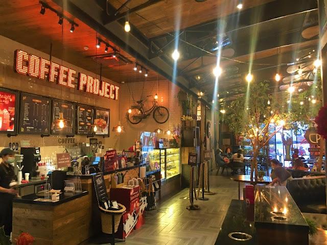 Coffee Project. Starmall Talisay. Talisay City, Cebu