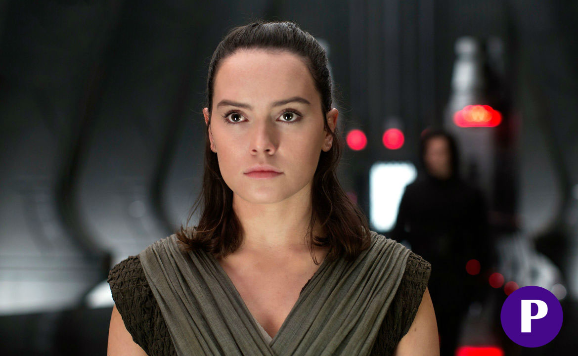 Rey - Star Wars (Pllano Geral)
