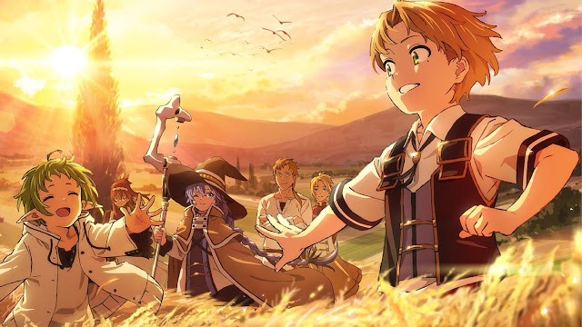 Anime Mushoku Tensei: Jobless Reincarnation revela segundo video promocional