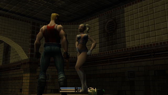 Download Duke Nukem Manhattan Project PC Gameplay