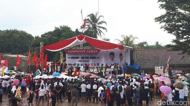 Di Garut, Ma'ruf Amin Mengaku Keturunan Prabu Siliwangi: Berarti Saya Mewakili Orang Sunda