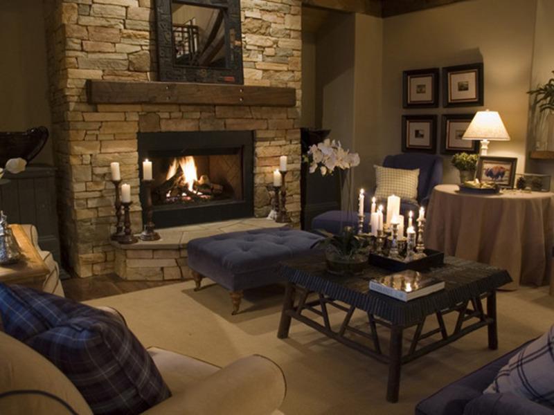 design Rustic Interior Ideas home