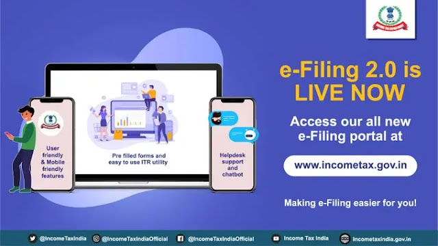 income-tax-e-filing-portal-launched-on-7th-june-2021-at-2045-hours