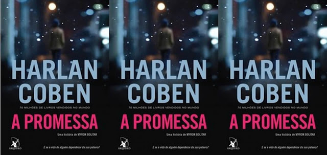 A Promessa (Myron Bolitar) | Harlan Coben