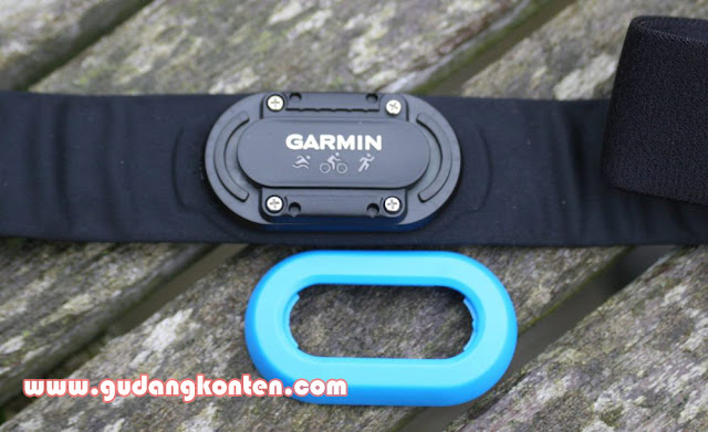 Review Garmin HRM-TRI Terbaru 2